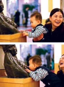 breast-feeding-statue