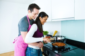 woman-cooking-meal-for-date-night