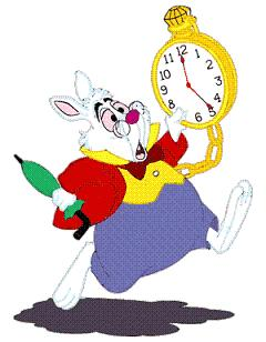 Risultati immagini per alice coniglio parodia
